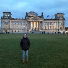 UB student in Berlin, Germany.