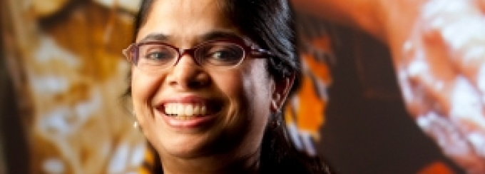 Pavani Ram, assistant professor of social and preventive medicine.