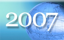 2007 Global Reach Timeline graphic