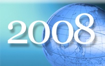 2008 Global Reach Milestone graphic