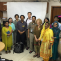 UB team meets with AMR research scientists at icddr,b in Dhaka, Bangladesh. Photo credit: icddr,b.
