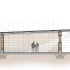 Section drawing from project.