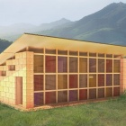 Straw bale construction proposal.