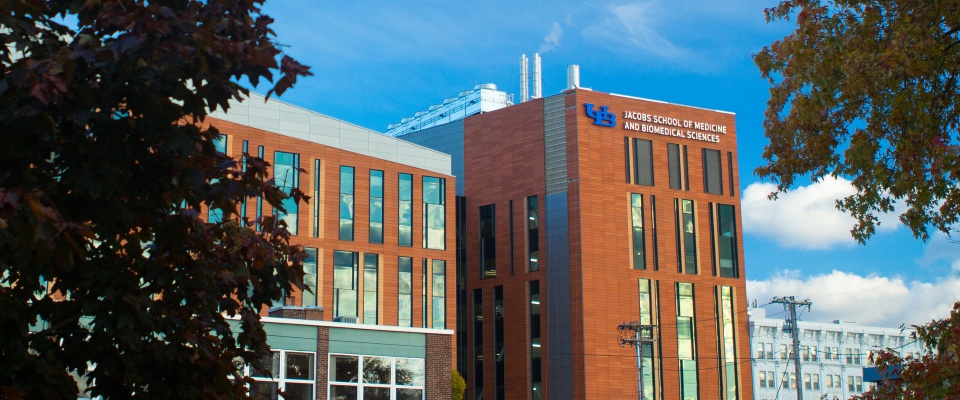 The Jacobs School of Medicine and Biomedical Sciences at the University at Buffalo