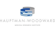 Hauptman-Woodward Medical Research Institute logo.