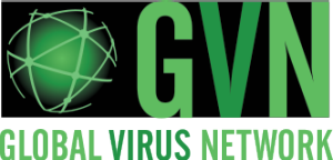 Green letters spelling G-V-N for Global Virus Network logo.