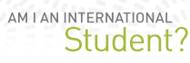 Am I an International Student?