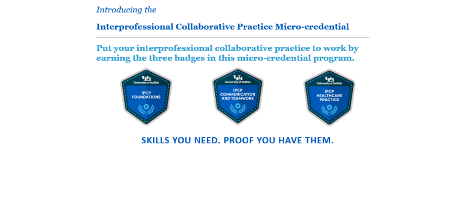 IPCP Micro-credential
