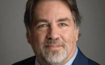 Head shot of Alan Rabideau, University at Buffalo groundwater pollution and hazardous waste management expert.