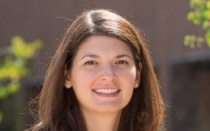 Head shot of Annahita Ball, University at Buffalo expert on schools and social services.