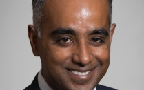 Head shot of Arun Lakshmanan, University at Buffalo marketing and consumer attention expert.