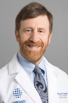 Head shot of Bruce R. Troen, University at Buffalo aging and health expert.
