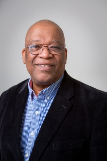 Head shot of Cecil Foster, University at Buffalo Canadian studies and multiculturalism expert.