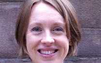 Head shot of Claire E. Cameron, University at Buffalo early childhood education and child development expert.