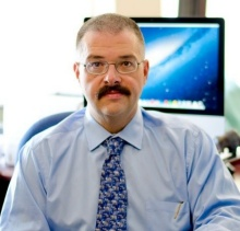 Head shot of Dave Hostler, University at Buffalo human performance expert.