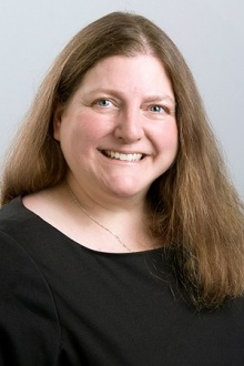 Head shot of E. Brooke Lerner, University at Buffalo emergency medicine expert, including in relation to mass shootings and other mass casualty incidents.