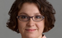 Head shot of Ekin Atilla-Gokcumen, University at Buffalo chemical biology expert.