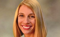 Head shot of Erin Kearney, University at Buffalo world languages education expert.