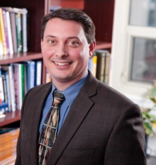 Head shot of Gregory Homish, University at Buffalo substance use and mental health expert.