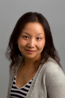 Head shot of Janet Yang, University at Buffalo health, science, environmental and risk communication expert.