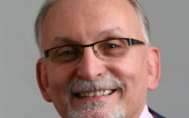 Headshot of Joseph Gardella Jr., industrial pollution and plastics expert.