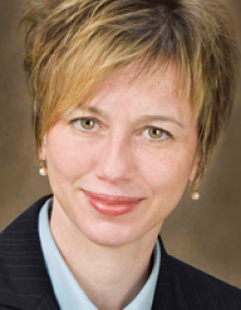 Head shot of Kathryn Bryk Friedman, University at Buffalo Canada-U.S. relations expert.
