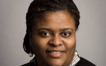 Portrait of Letitia Thomas, University at Buffalo STEM education and STEM diversity expert.