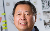 Head shot of Li Lin, University at Buffalo faculty expert on industrial and systems engineering, including workspace and workflow.