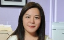 Head shot of Lina Mu, University at Buffalo air pollution expert.