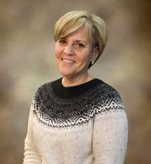 Head shot of Lynn Shanahan, University at Buffalo literacy expert.