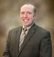 Head shot of Myles Faith, University at Buffalo expert on childhood obesity and children's eating behavior.
