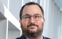 Head shot of Robert Adelman, University at Buffalo immigration and U.S. Census expert.