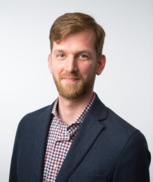Head shot of Ryan Muldoon, University at Buffalo faculty expert on diversity.