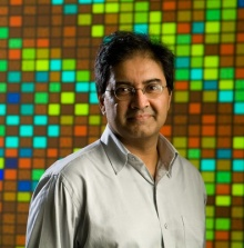 Head shot of Surajit Sen, University at Buffalo professor of physics.