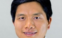 Head shot of Xiaozhong Wen.