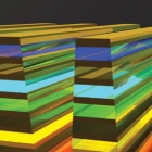 nanostructure view of materials layers