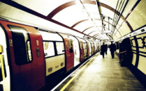 The London Underground, London, England