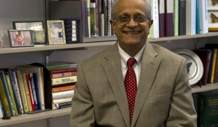 Sonny Ramaswamy, director of the U.S. Department of Agriculture's National Institute of Food and Agriculture.