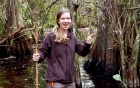 Ainslie in the Everglades