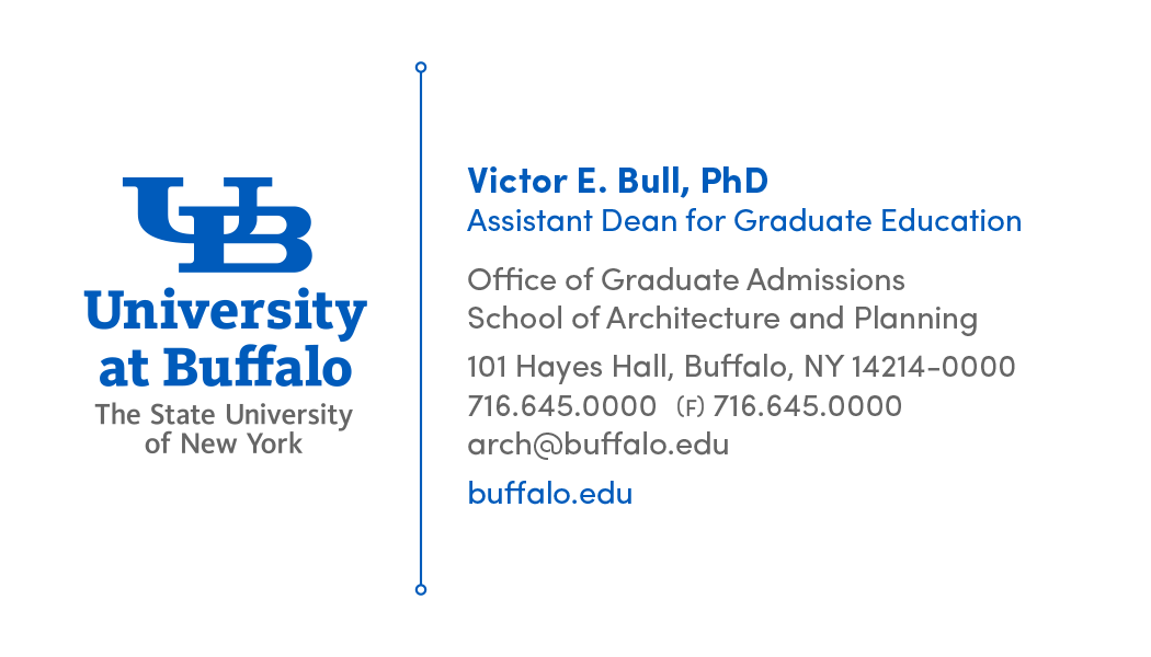 Business cards administrative services gateway university at buffalo business card design reheart Gallery