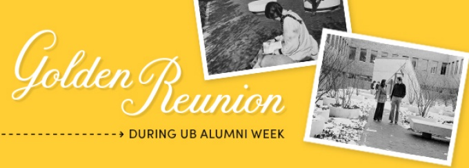 Golden Reunion is held during UB Alumni Week.