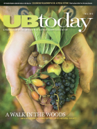 UB Today Fall 2013 cover.