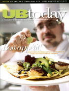 UB Today Spring 2013 cover.