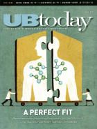 UB Today Fall 2012 cover.