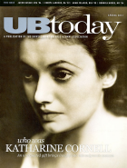 UB Today Spring 2012 cover.