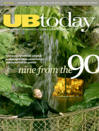 UB Today Spring 2011 cover.