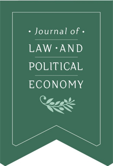 The Journal of Law and Political Economy (JLPE).