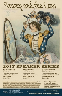 Trump and the Law 2017 Speaker Series