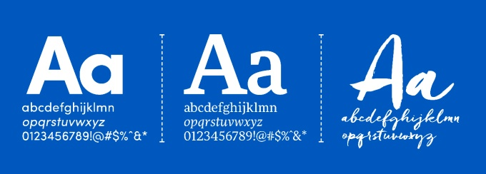 Download Fonts For Word >> Typography - Identity and Brand - University at Buffalo