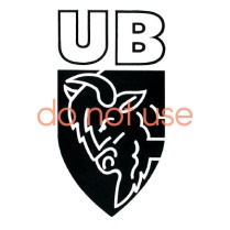 Old UB shield logo variation.